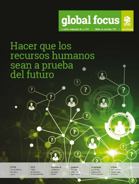 2019 Spanish Issue of the Global Focus magazine